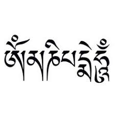 om mani padme hum i want this mantra included in my tattoo by