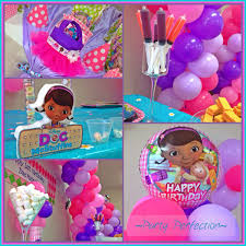 doc mcstuffin party supplies decorating ideas birthday party decoration tips table cheap kid