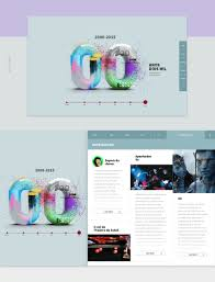 how 2 events 50 years 2 cad 50 years on behance