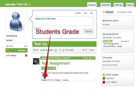 Assignment Turn In  amp  Grading System Launched blog edmodo