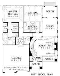 Kitchen And Great Room Floor Plans House 1 Ground Level Would Switch Dining Room Kitchen And Add
