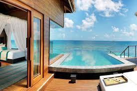 jumeirah dhevanafushi two bedroom ocean sanctuary sunrise with enlarge jumeirah dhevanafushi two bedroom ocean sanctuary sunrise with
