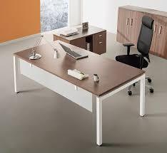 bureau de direction blanc charmant bureau de direction pas cher manager voile translucide