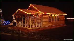 northern interior british columbia christmas lights in steelhead