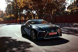 lexus high performance coupe 2018 lexus lc 500 starts at 92 975 motor trend