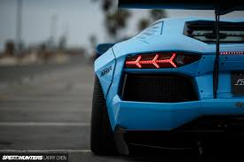 car lamborghini blue car lamborghini lamborghini aventador lb works liberty walk