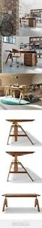 Diy Height Adjustable Desk by Best 25 Desk Height Ideas On Pinterest Standing Desk Height