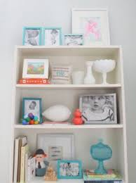 Kid Bookshelves by Colorful Playroom With White Furniture Kid Bookshelves