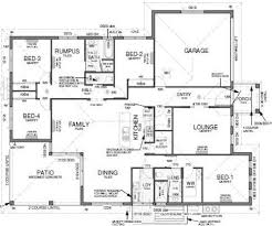House Plans With Large Bedrooms 66 Best House Floorplans Images On Pinterest Floor Plans House