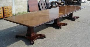 12 Seater Oak Dining Table 12 Seater Oak Dining Table Sentimientosanimales