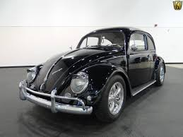 black volkswagen beetle 1956 volkswagen beetle 84240 miles black 2dr 1600cc 4 cylinder 4