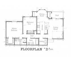 fine simple house floor plan with dimensions blueprints modern