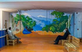 3d mural 3d mural like kind of 3d street painting 3d street painting by