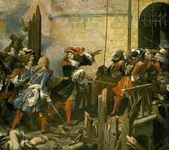 siege de siege of valenciennes 1676 77