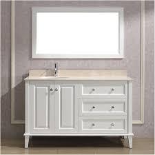 bathroom white wall bosconi contemporary 60 amp quot double