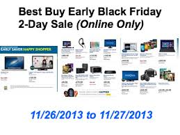 best buy 2 day sale kickoff event ad posted 11 25 11 26