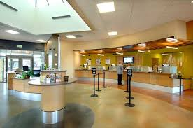 Interior Credit Union Leed Gold Branch For A True Green Credit Union