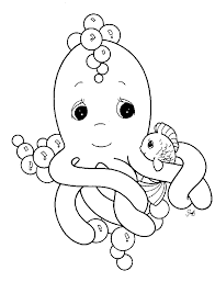 printable 21 precious moments baby coloring pages 7281 baby