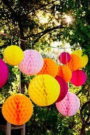 Summer Party Decorations Inspiración E Ideas Para Decorar Una Boda Outdoor Parties Paper