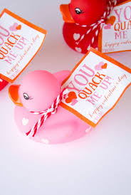 rubber duck valentine ideas for preschoolers u0026 free printable by