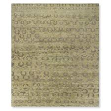 Moss Rug Hand Knotted Half Moon Rug Moss Williams Sonoma