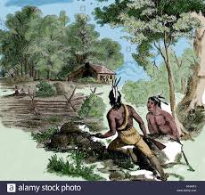 early settlers north america stock photos u0026 early settlers north