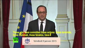 Illuminati Flag Präsident Hollande U0027 U0027das Waren Keine Muslime Sondern Die