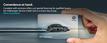 Volkswagen service credit card savings crystal lake il elgin