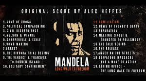 mandela long walk to freedom original score by alex heffes