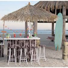 patio tiki bar sets home design
