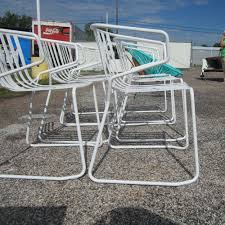 Retro Patio Furniture Modern Metal Outdoor Furniture Design Home Design Ideas