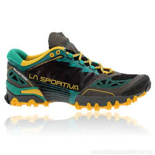 light trail running shoes toronto yellow la sportiva bushido trail running lightweight mens