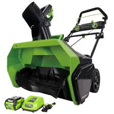 snowfall lights home depot greenworks snow blowers snow removal equipment the home depot