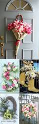 Spring Wreath Ideas Spring Wreath Ideas That Will Upgrade Your Front Door U2022 Diy Home Decor