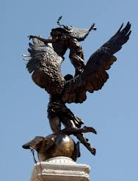 Angel Sculptures Where Are All The Angels In This City Of Angels Jason In
