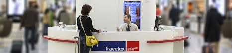 bureau de change travelex exchange