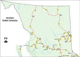map of bc bc maps