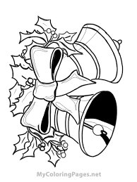 bells free coloring book pages find print and color christmas