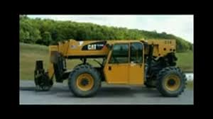 caterpillar cat tl1055 tl1255 telehandler service repair workshop