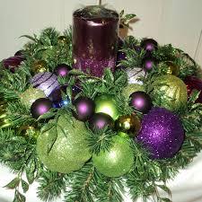 purple christmas tree ornaments christmas lights decoration