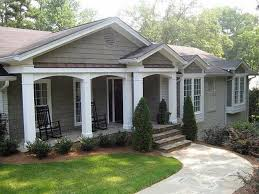 ranch style house plans with porches