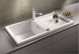 Kitchen  Blancoamerica Kitchen Sinks Drop In Stainless Steel - Blanco kitchen sink reviews