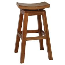 30 inch c table teak swivel barstool with curved seat 30 inch