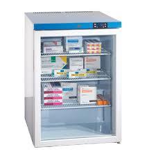 150 litre under worktop glass door fridge 3 shelves sun