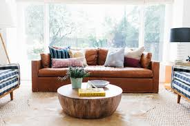Cowhide Rug In Living Room Styling Tips Layering Rugs 4 Ways Erika Brechtel