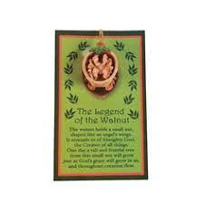 legend of the pretzel ornament and story card christmas ornament