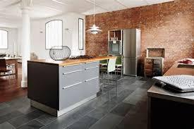 cuisine loft beton cire pour credence cuisine 8 d233coration loft cuisine