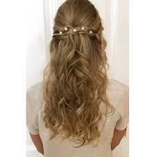 coiffure mariage cheveux lach s coiffure mariée semi attaché wendadianasarah