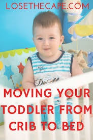 Transitioning Toddler From Crib To Bed by Successfully Moving From Crib To Toddler Bed