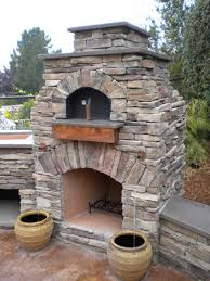 Outdoor Brick Fireplace Grill by Outdoor Minimalist Home Backyard Outdoor Brick Oven Small Brick